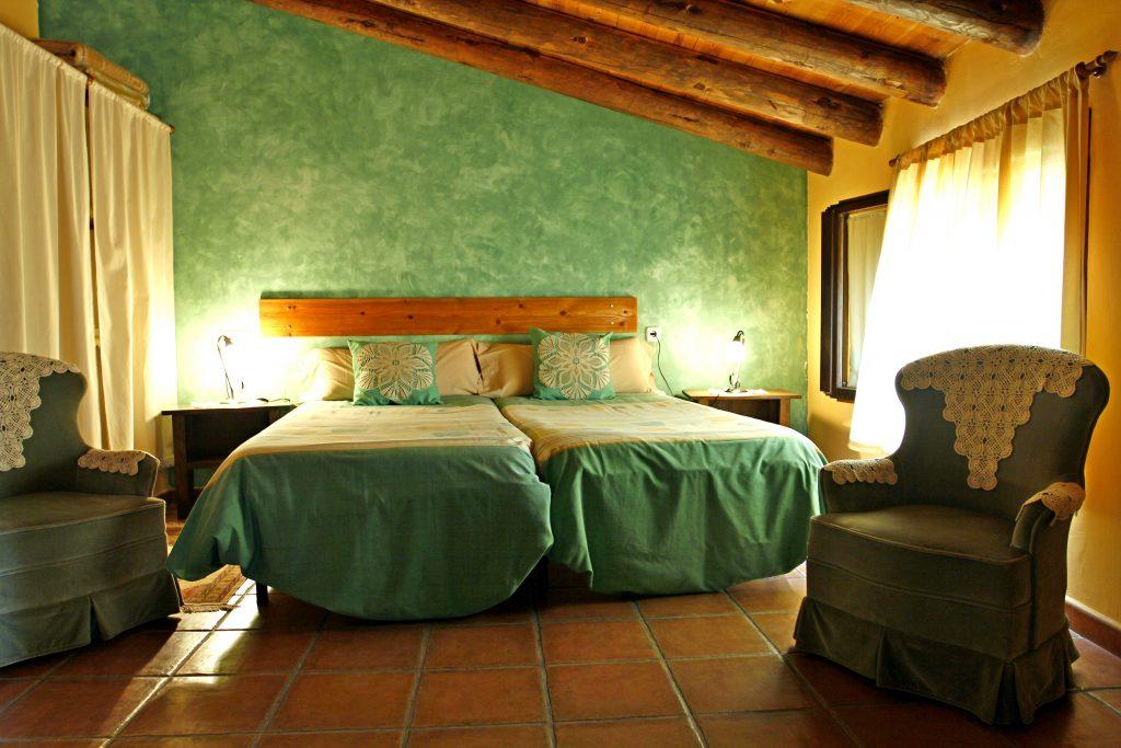 Habitación Caxico de Casa Oliban Turismo Rural