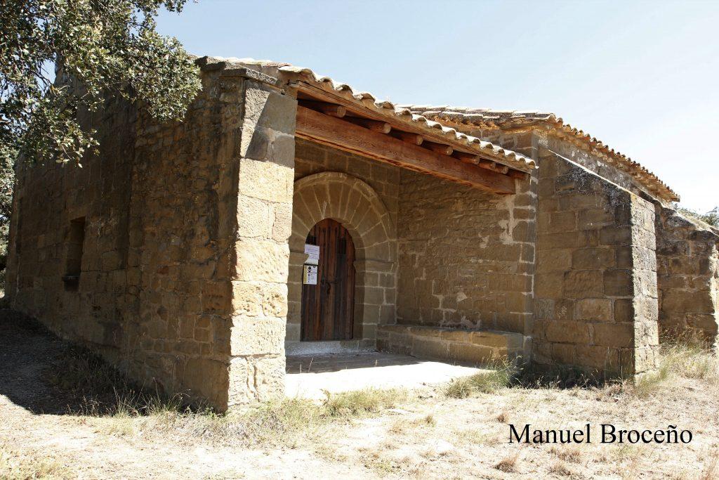 Santa María del Monte de Liesa